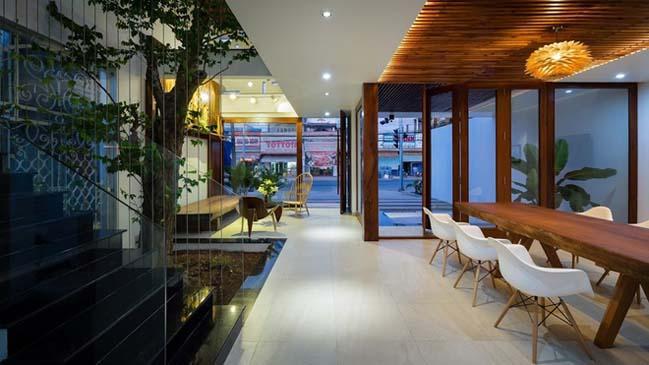 Thiết kế biệt thự 3 tầng theo phong cách Tây phương ở Đồng Nai (3)