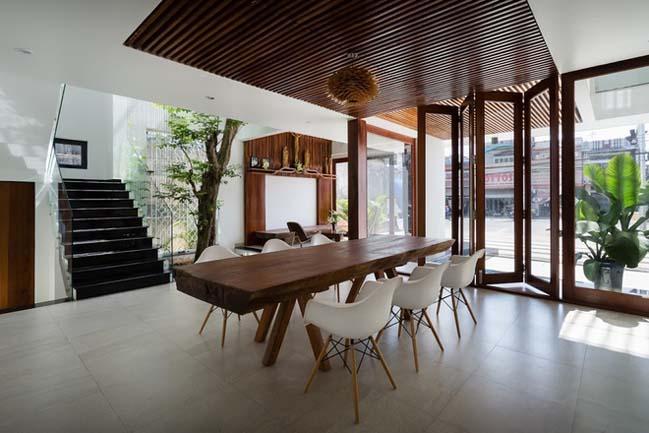 Thiết kế biệt thự 3 tầng theo phong cách Tây phương ở Đồng Nai (4)