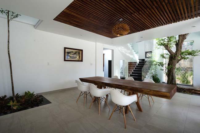 Thiết kế biệt thự 3 tầng theo phong cách Tây phương ở Đồng Nai (6)