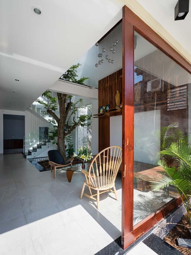 Thiết kế biệt thự 3 tầng theo phong cách Tây phương ở Đồng Nai (7)