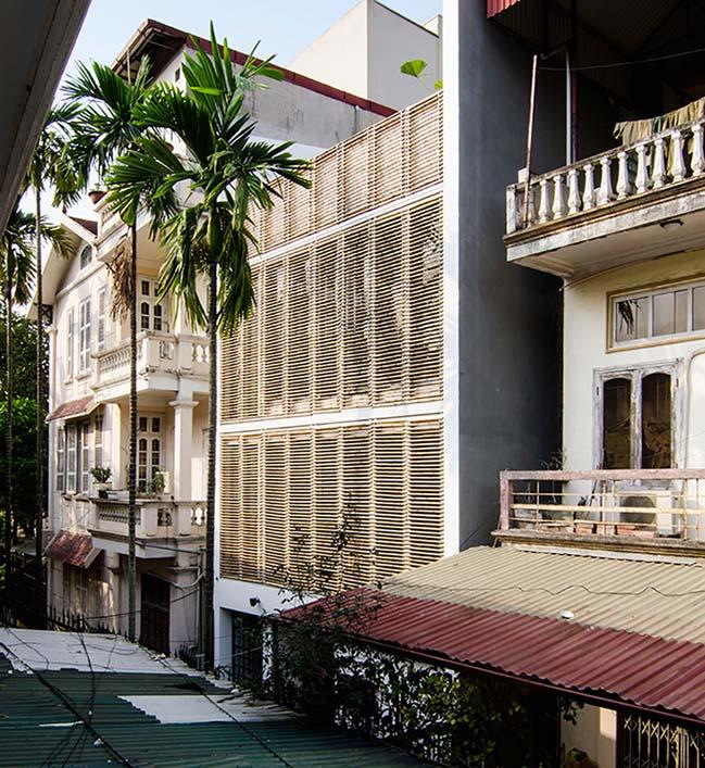 Thiết kế nhà phố 4 tầng (1)