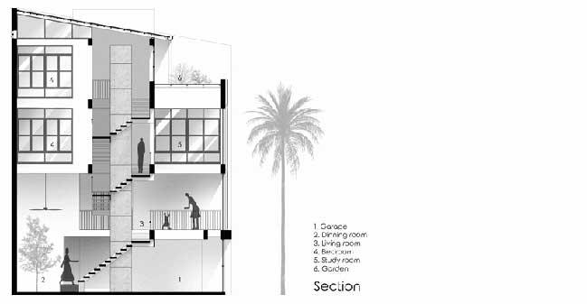 Thiết kế nhà phố 4 tầng (10)