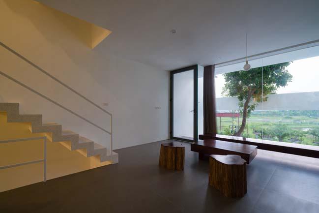 Thiết kế nhà phố 5 tầng ở Bắc Ninh (11)