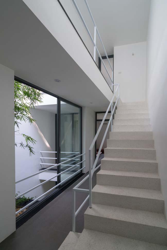 Thiết kế nhà phố 5 tầng ở Bắc Ninh (14)