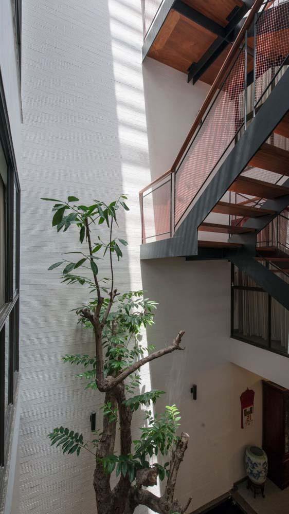Thiết kế nhà phố đẹp 3 tầng ở Hà Nội (8)