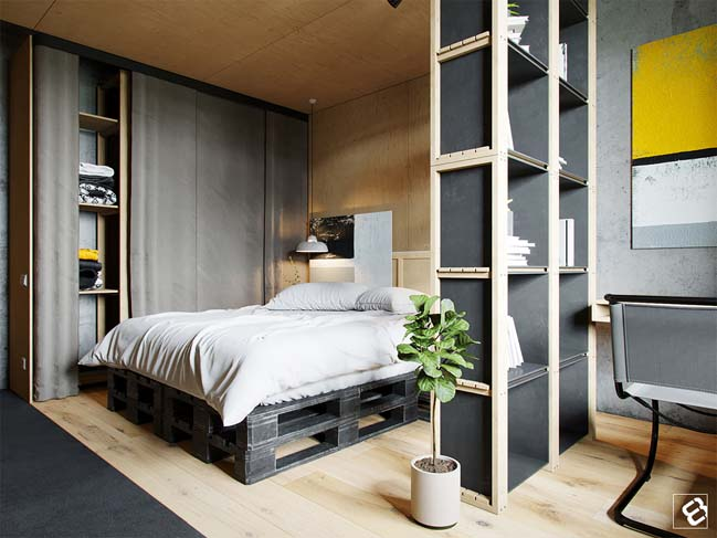 Interior design of apartments (12)