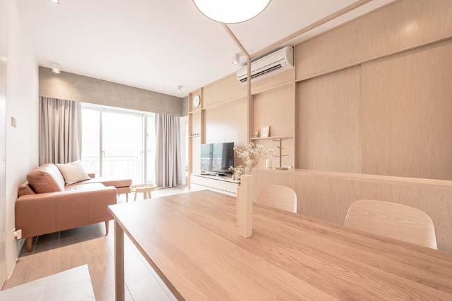 Thiết kế nội thất căn hộ (1)