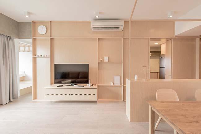 Thiết kế nội thất căn hộ (2)