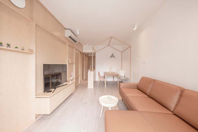 Thiết kế nội thất căn hộ (3)