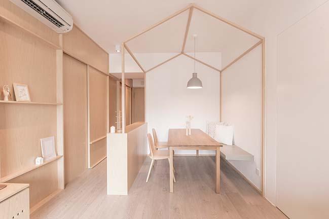 Thiết kế nội thất căn hộ (5)
