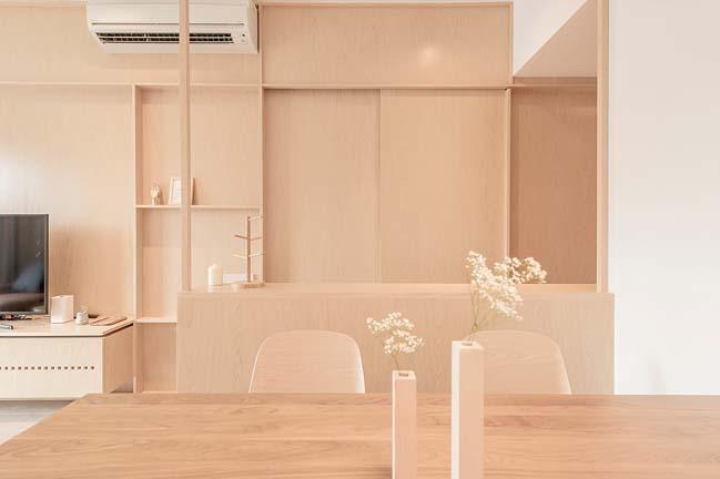Thiết kế nội thất căn hộ (6)