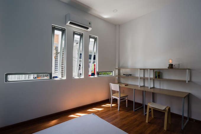 Nhà phố đẹp 40 m2 ở quận Tân Phú Sài Gòn sau cải tạo (11)