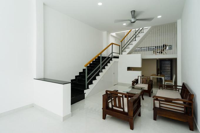 Nhà phố đẹp 40 m2 ở quận Tân Phú Sài Gòn sau cải tạo (4)