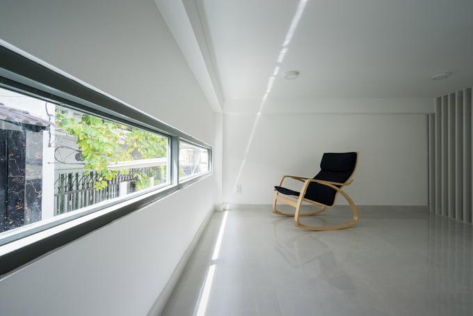 Nhà phố đẹp 40 m2 ở quận Tân Phú Sài Gòn sau cải tạo (9)