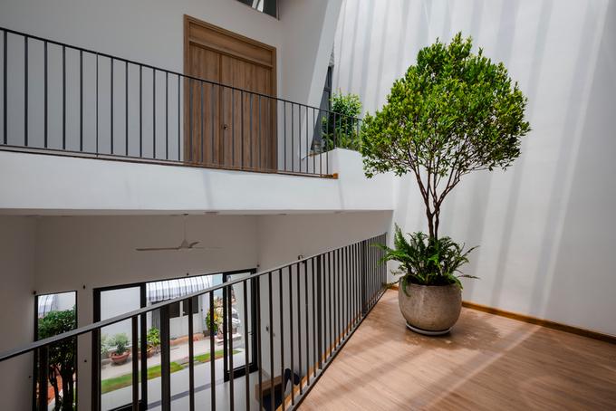 Nhà phố đẹp 160 m2 ở Bình Dương (9)