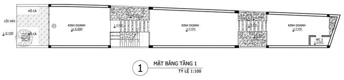 Thiết kế nhà phố 2 tầng kiêm quán cà phê ở Đà Nẵng (13)