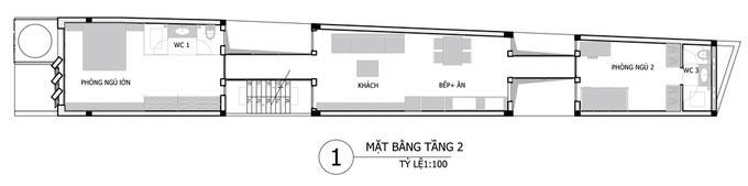 Thiết kế nhà phố 2 tầng kiêm quán cà phê ở Đà Nẵng (14)