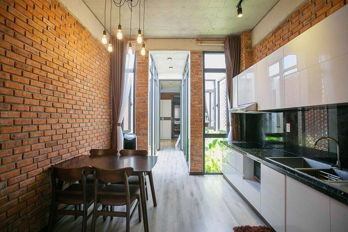 Thiết kế nhà phố 2 tầng kiêm quán cà phê ở Đà Nẵng (9)