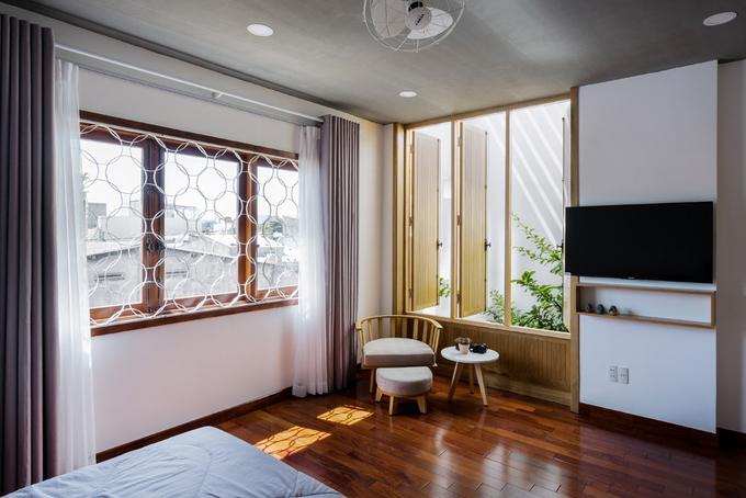 Nhà phố vuông 49 m2 ở Đà Nẵng (9)