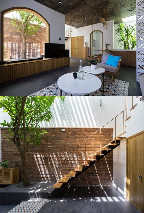 Nhà phố vuông 49 m2 ở Đà Nẵng Nhadepso.com