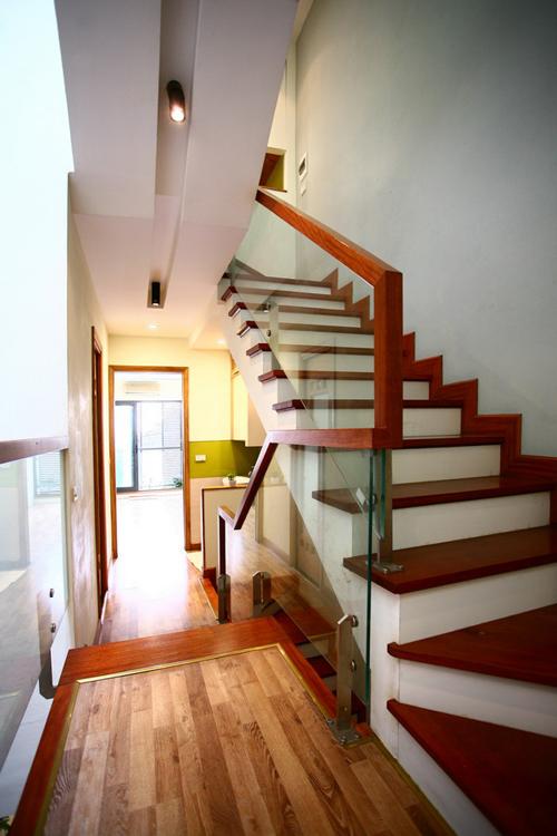 Không gian nhà ống 4 tầng 45 m2 ở Hà Nội (9)