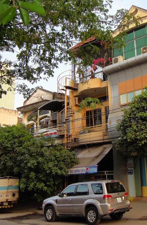 Nhà ống ở Tân Bình Sài Gòn sau sửa chữa (1)