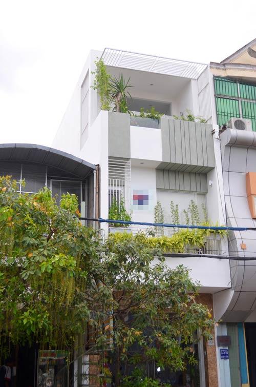 Nhà ống ở Tân Bình Sài Gòn sau sửa chữa (2)