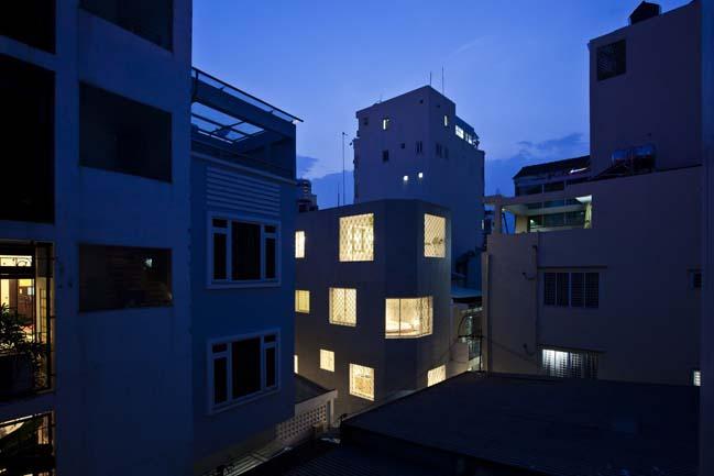Mẫu nhà ống đẹp 4 tầng Sài Gòn (23)