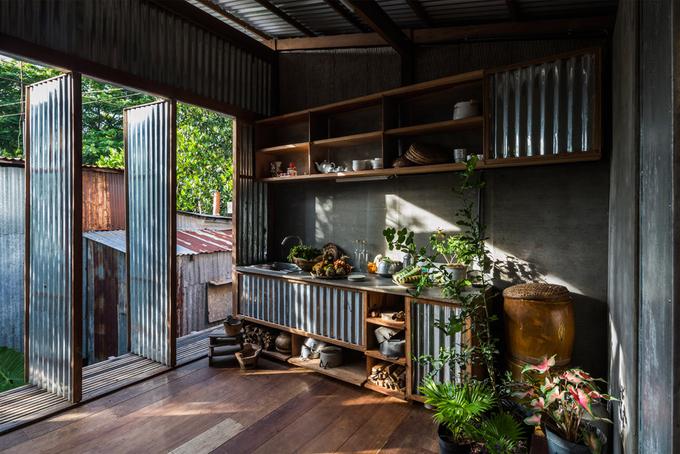 Ngôi nhà đẹp 3 tầng ở An Giang (10)
