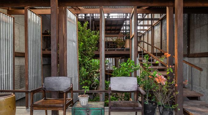 Ngôi nhà đẹp 3 tầng ở An Giang (11)