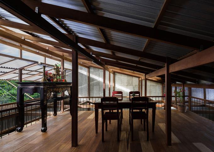 Ngôi nhà đẹp 3 tầng ở An Giang (12)