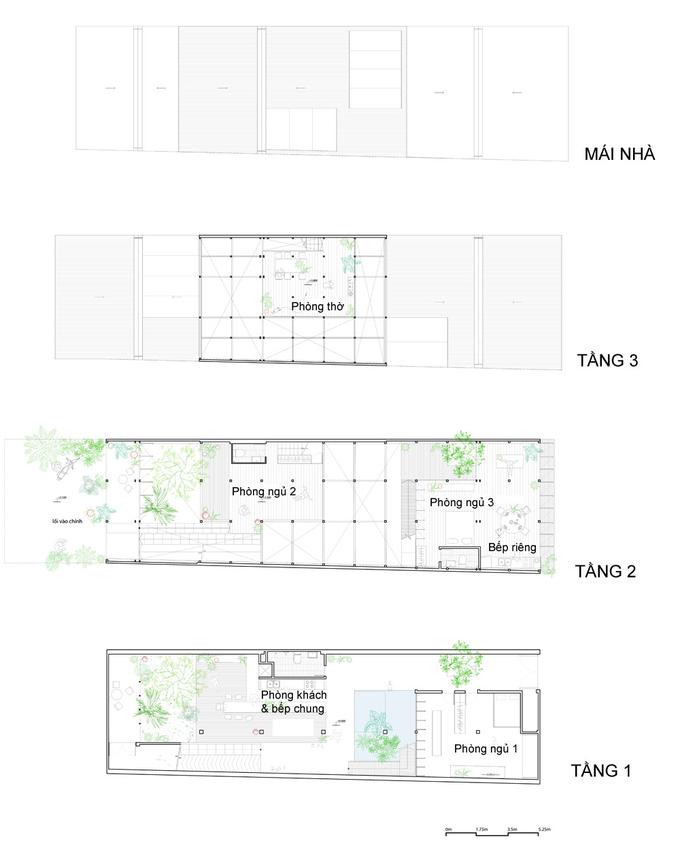Ngôi nhà đẹp 3 tầng ở An Giang (14)