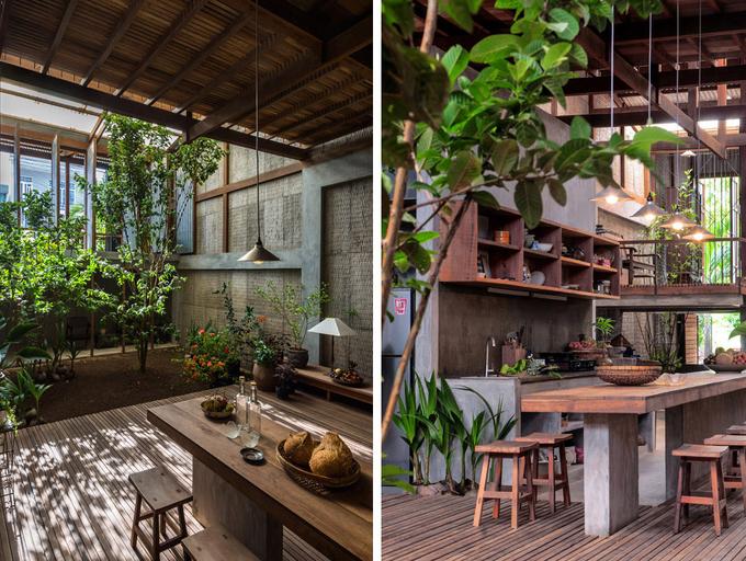 Ngôi nhà đẹp 3 tầng ở An Giang (3)
