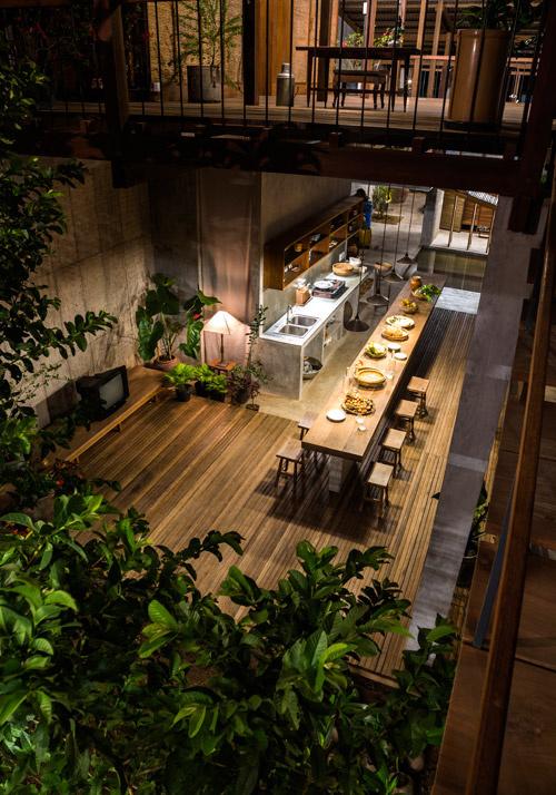 Ngôi nhà đẹp 3 tầng ở An Giang (4)