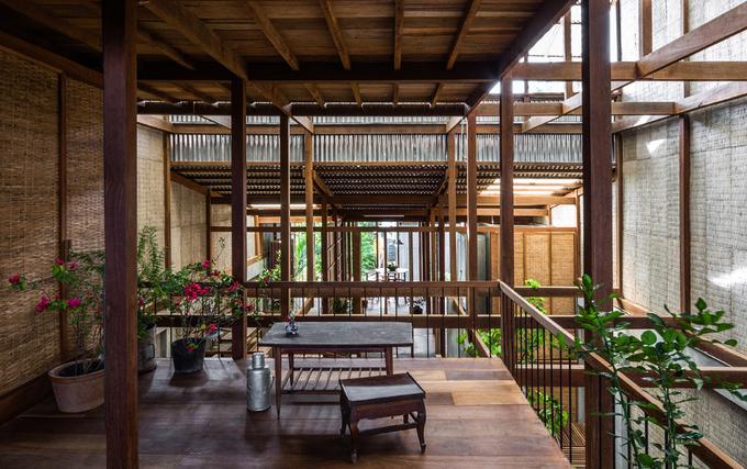 Ngôi nhà đẹp 3 tầng ở An Giang (6)