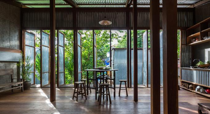 Ngôi nhà đẹp 3 tầng ở An Giang (9)