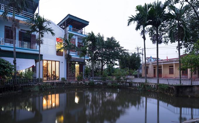 Nhà phố 3 tầng 52 m2 ở Hải Dương (1)