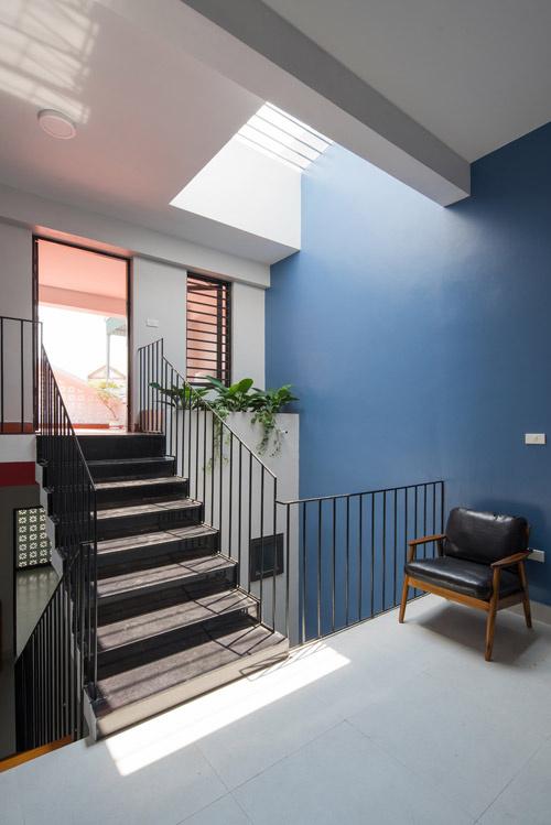 Nhà phố 3 tầng 52 m2 ở Hải Dương (10)
