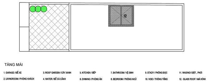 Nhà phố 3 tầng 52 m2 ở Hải Dương (14)