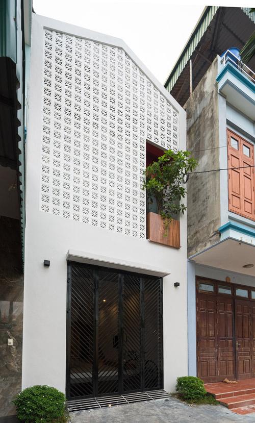 Nhà phố 3 tầng 52 m2 ở Hải Dương (2)