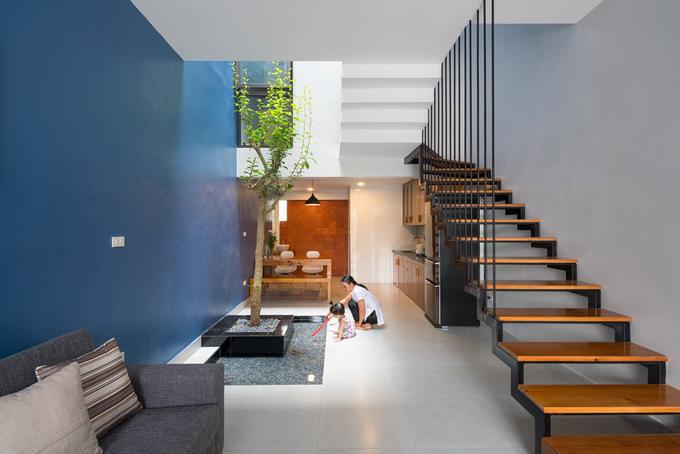 Nhà phố 3 tầng 52 m2 ở Hải Dương (5)