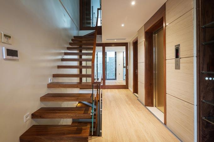 Nhà ống 5 tầng 350 m2 ở quận Hoàn Kiếm Hà Nội (11)