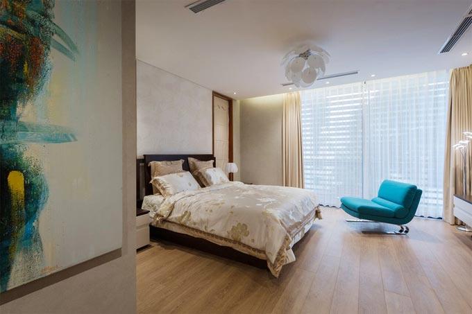 Nhà ống 5 tầng 350 m2 ở quận Hoàn Kiếm Hà Nội (9)