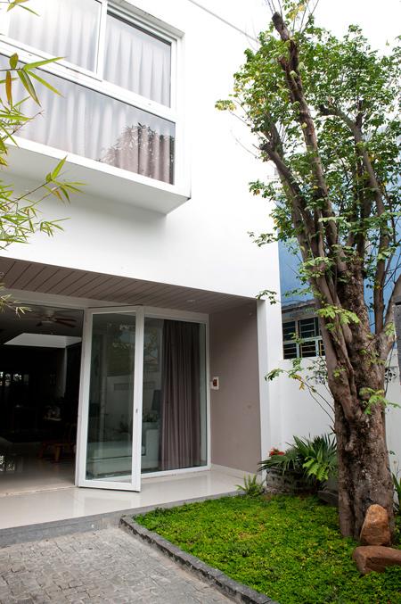 Thiết kế nhà ống 2 tầng ở Đà Nẵng (1)