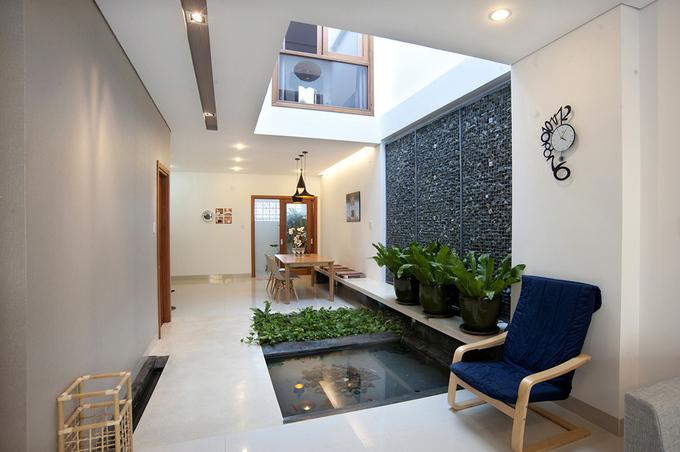 Thiết kế nhà ống 2 tầng ở Đà Nẵng (6)