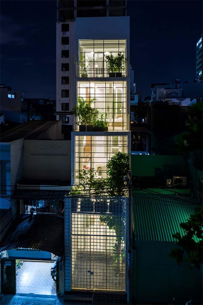 Thiết kế nhà phố đẹp 3,5 m × 12 m (16)