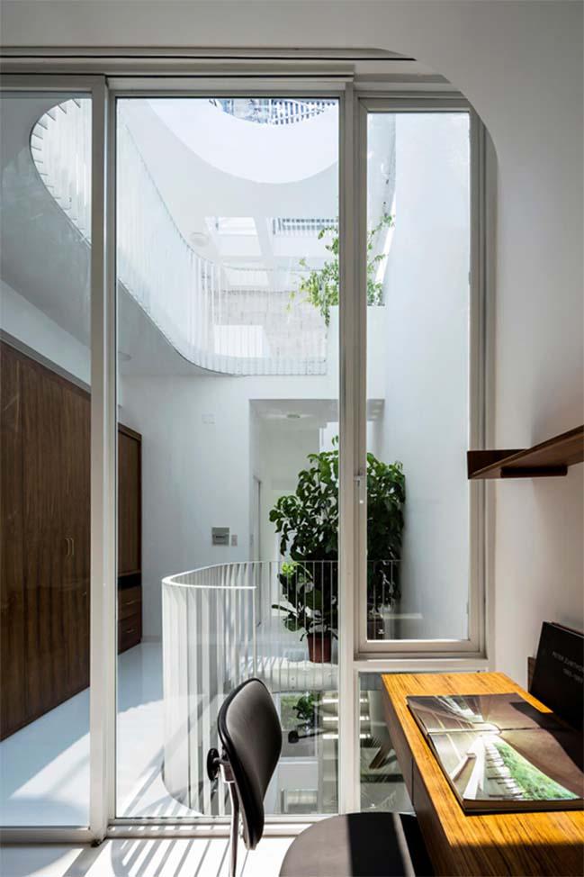 Thiết kế nhà phố đẹp 3,5 m × 12 m (5)