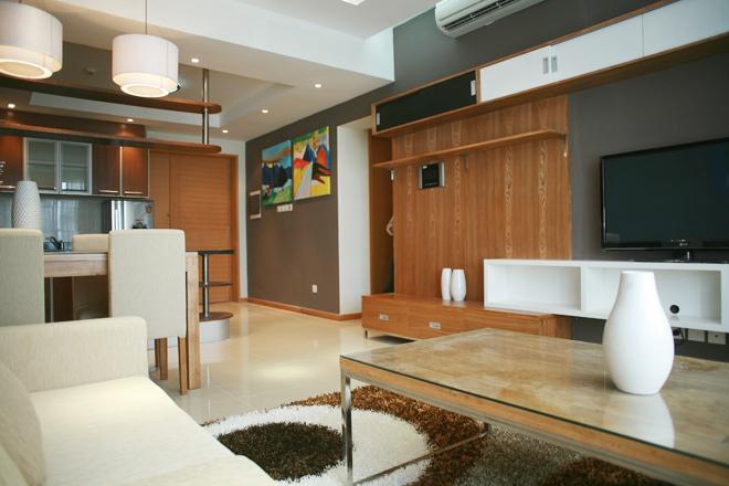 Hoàn thiện nội thất căn hộ 80 m2 với 300 triệu (1)