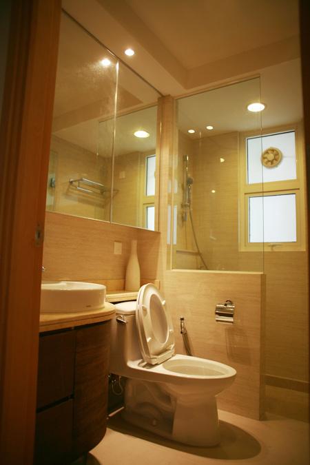Hoàn thiện nội thất căn hộ 80 m2 với 300 triệu (10)