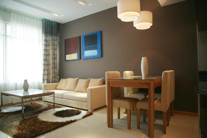 Hoàn thiện nội thất căn hộ 80 m2 với 300 triệu (2)